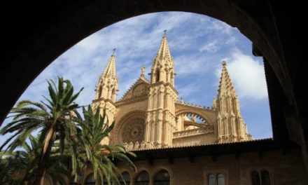 'La Seu', is a Catholic cathedral located in Palma, Mallorca