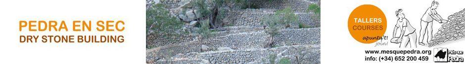 Pedra en sec / Dry stone building. Més que pedra.