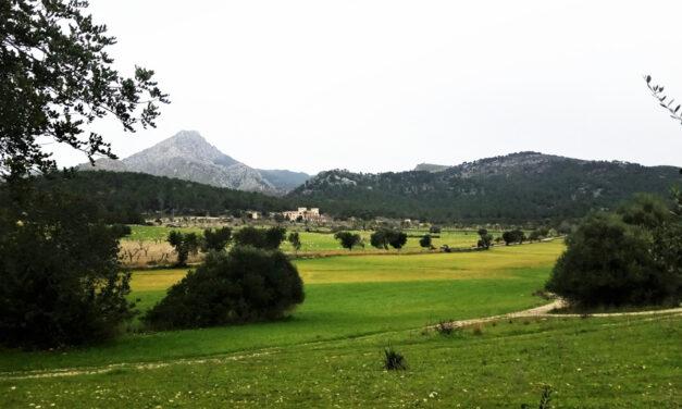 Es Capdellà y el camino del Graner del Delme