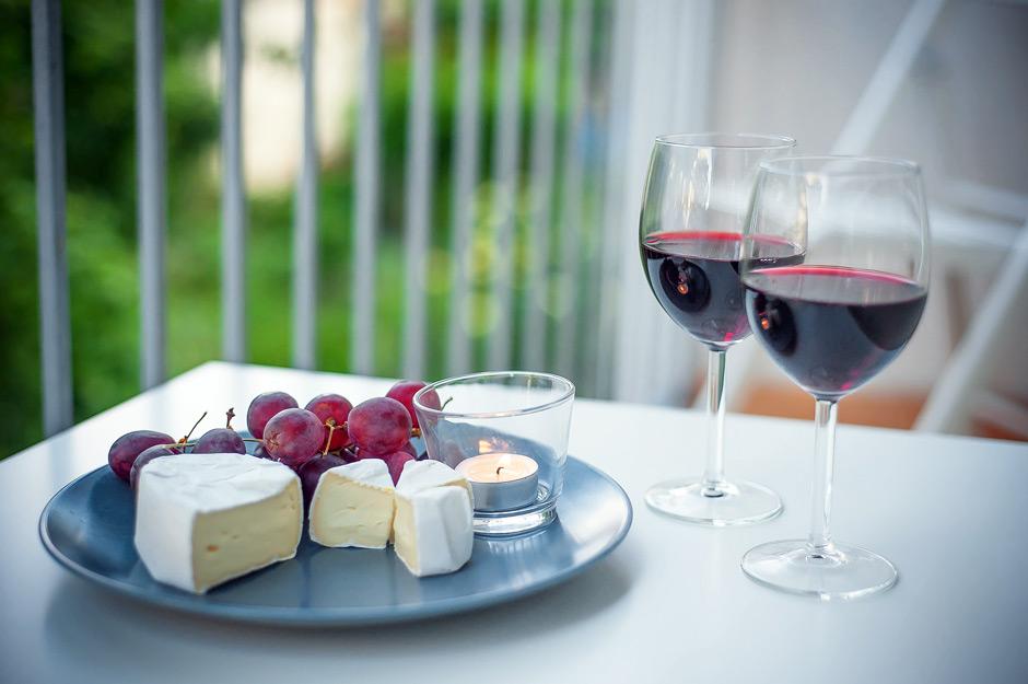 Armonía de platos y vinos