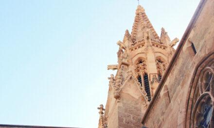 Palma desde las alturas: Santa Eulalia