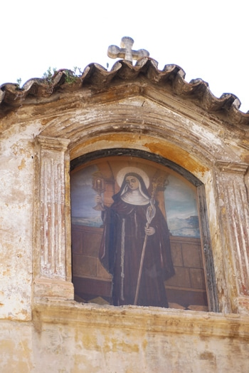 Das Kloster Santa Clara, Palma
