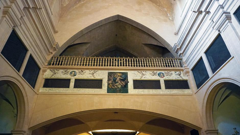 монастырь санта-клара, Palma
