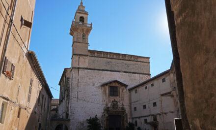El convento de Santa Clara