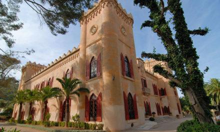 """Die Burg """"Castillo de Bendinat"""""""