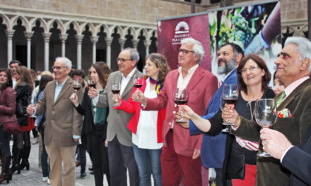 Wine Days: Copes, tapes i arquitectura a Mallorca
