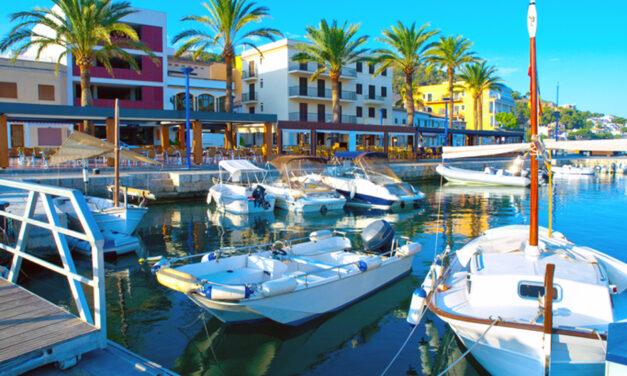 Puerto de Andratx: begeistern nicht nur Prominente
