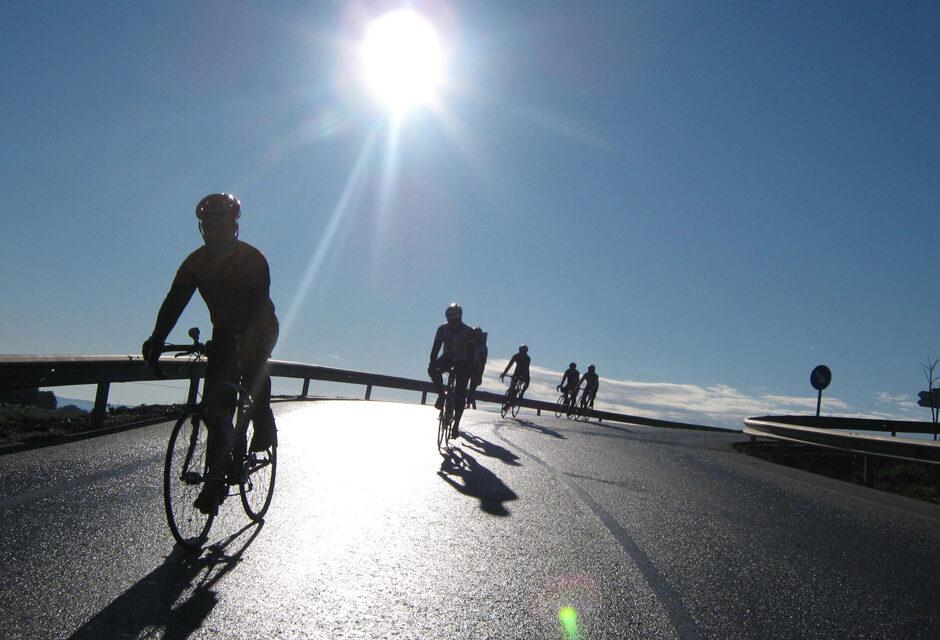 Bелосипедный Mаршрут: Льюкмажор, Сантаньи