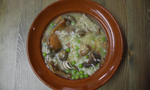 Arròs Brut mallorquí