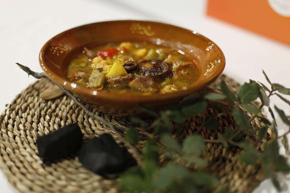 """La mejor receta de arroz de España es un """"arroz de carbonero"""" que se sirve en Bunyola"""