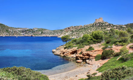 The Cabrera National Park, a Mediterranean treasure