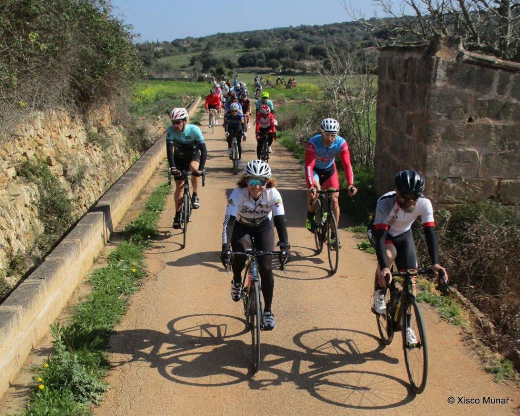 Fotos Marxa Llevant, marcha ciclista en Mallorca