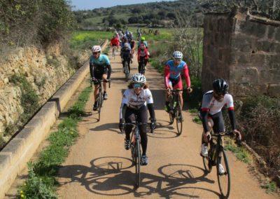 Marxa Llevant, marcha ciclista en Mallorca