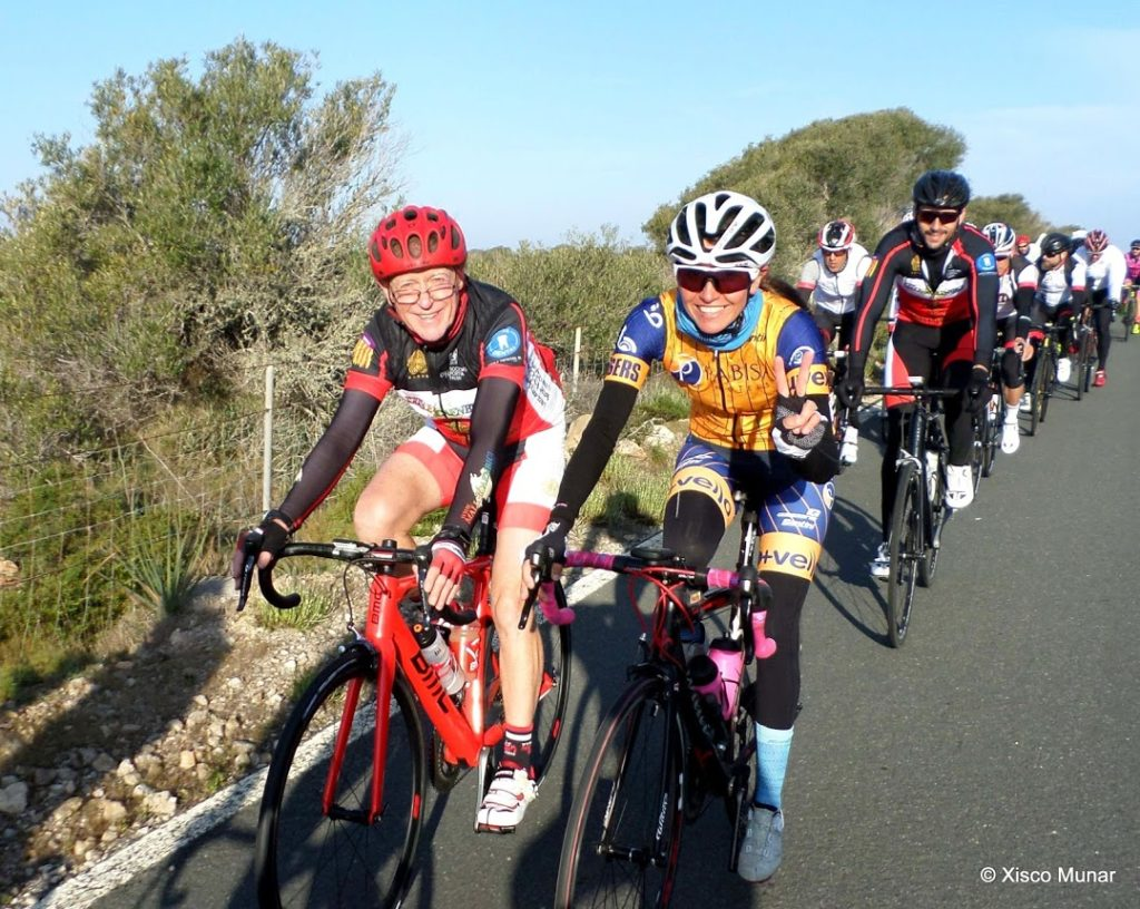 Ruta Brevets 200km. Fotos Mallorca