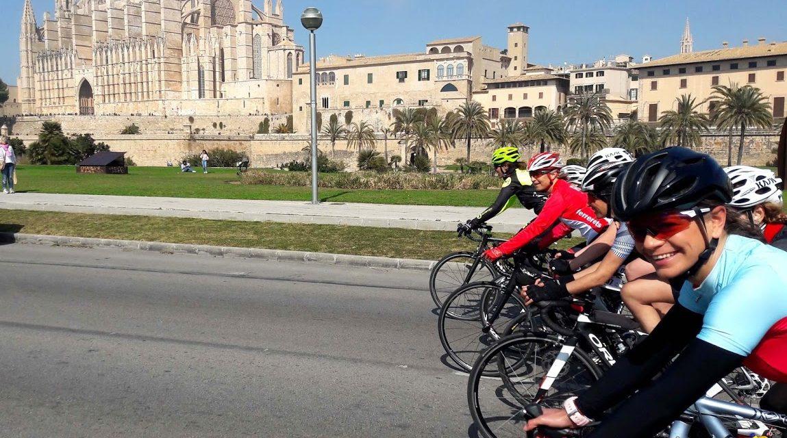 Dates per a la XXX Challenge ciclista Mallorca