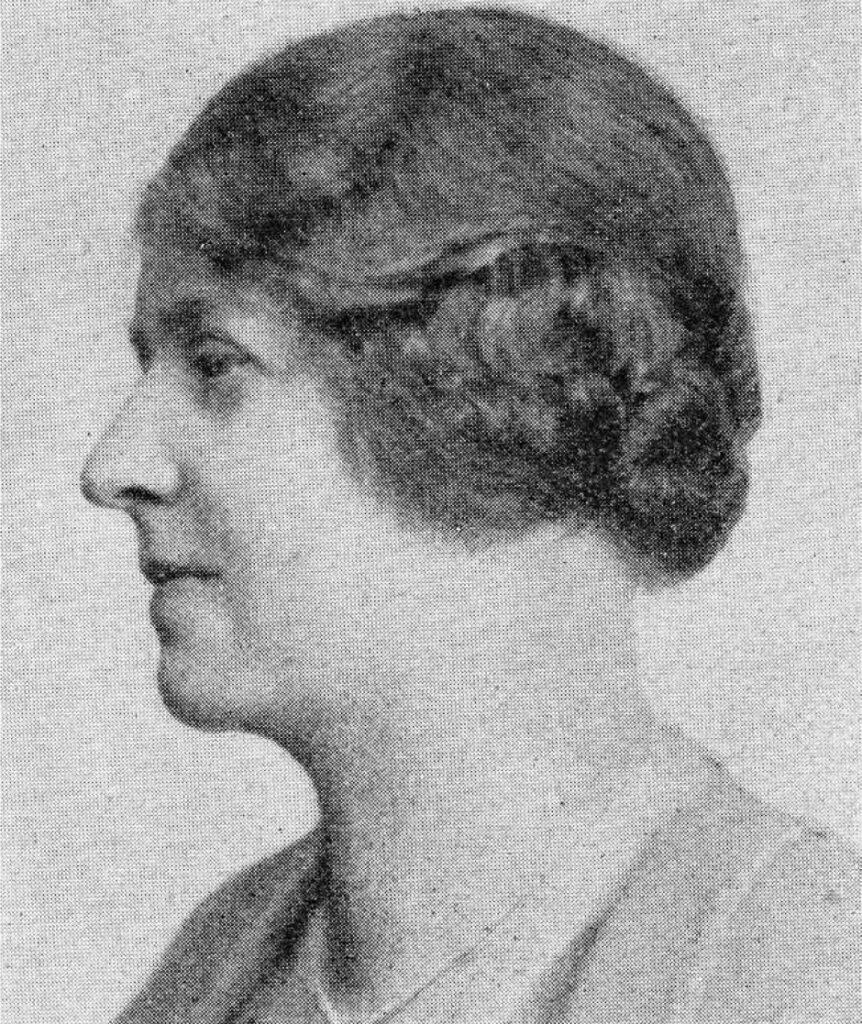 Dorothea Bate.
