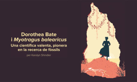 Llibre Dorothea Bate i Myotragus balearicus