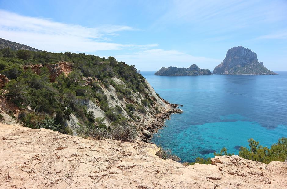 Es Vedrà, Ibiza. Foto Holidu