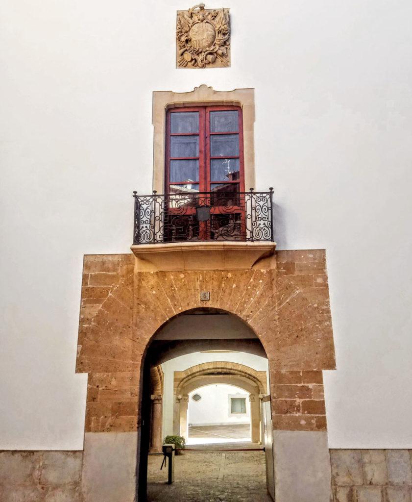 Museu de Mallorca, Can Desbrull