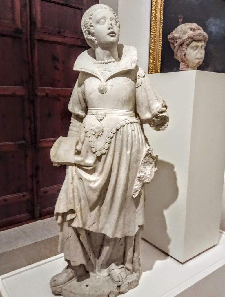Museu de Mallorca, Ninfay Mercurio