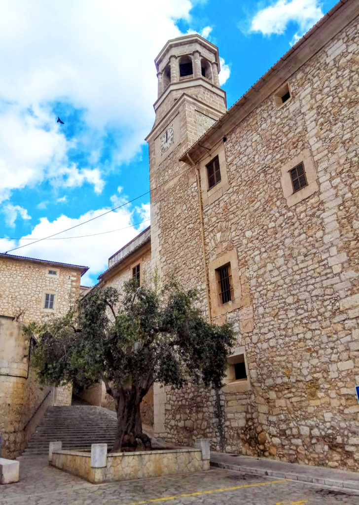 Parochial church  Lloseta