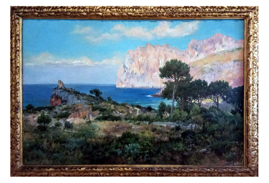 Lessons in Art at the Museu de Mallorca