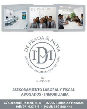 De Prada & Moya. By Inmosole. Asesoramiento laboral y fiscal, abogados, inmobiliaria.