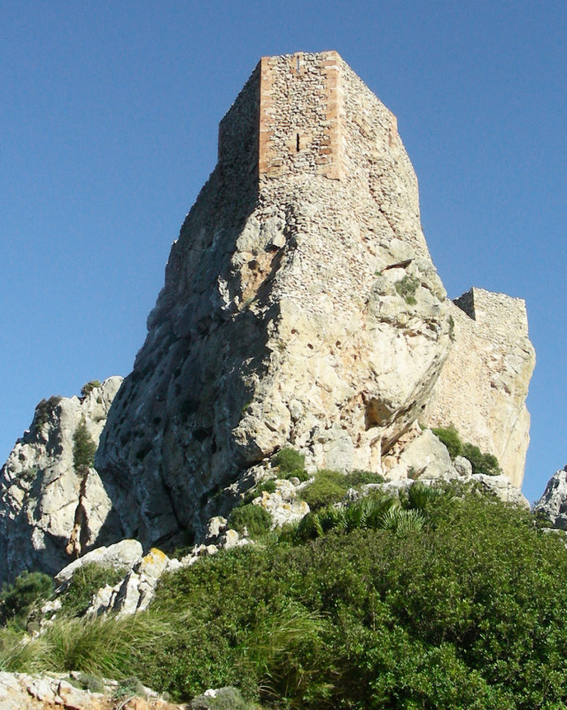 "Excursion: Castell del Rei ""King´s Castle"""
