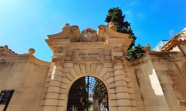 Jardins del Bisbe a Palma