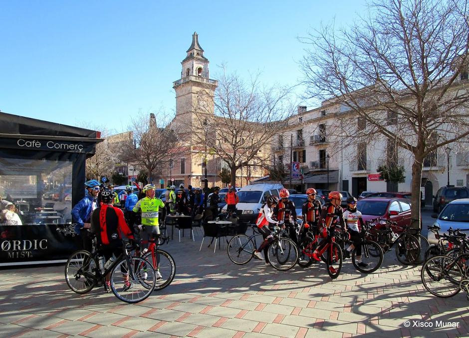 Mallorca bike routes / Spiada 18