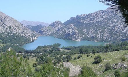 The Cúber and Gorg Blau reservoirs