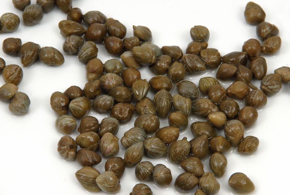 Las alcaparras, un ingrediente esencial