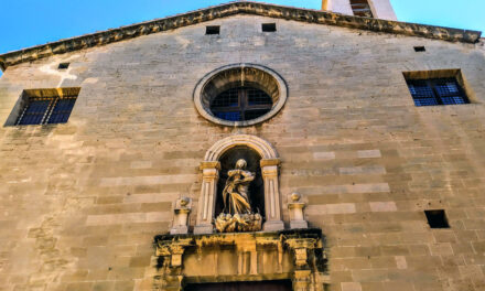 A monastic life of meditation in Palma