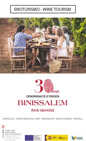 Denominació d'Origen Binissalem Mallorca