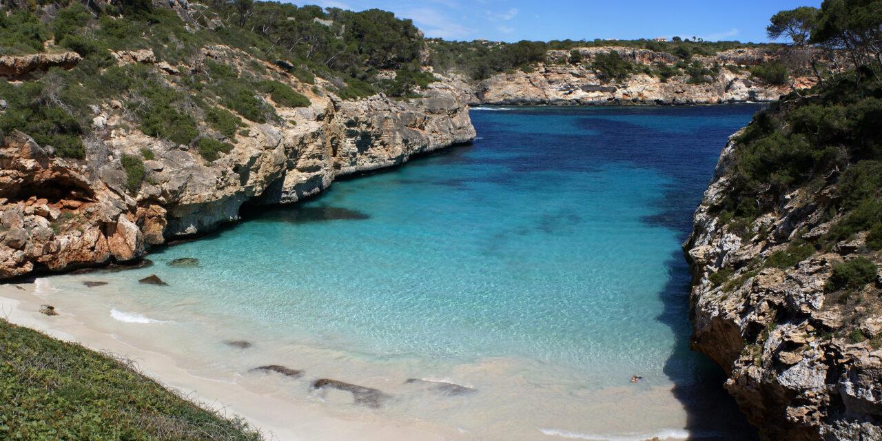 Es Caló des Moro, Belleza descubierta en Mallorca