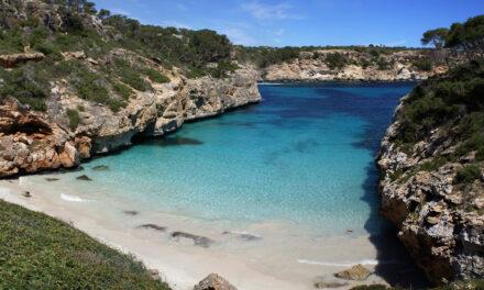 Es Caló des Moro, bellesa descoberta a Mallorca